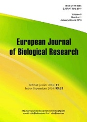 European Journal of Biological Research